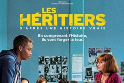 Les héritiers movie