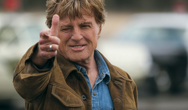 Robert Redford last movie