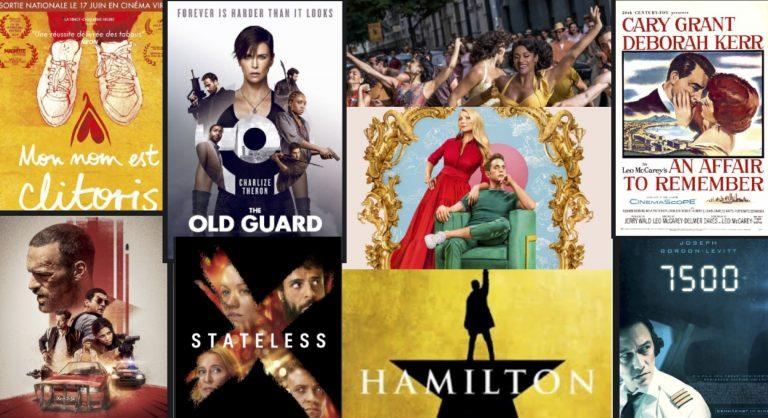 Films séries et événements
