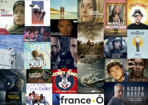 August movies and series