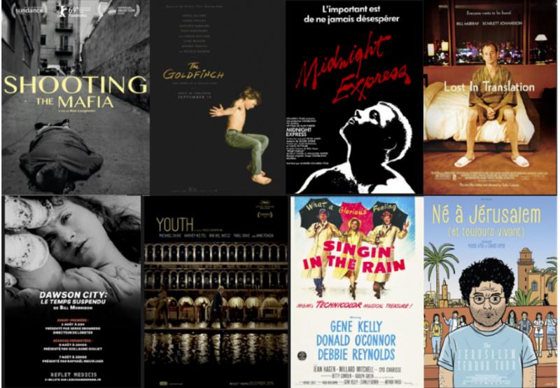 Trois films pour se sentir existe