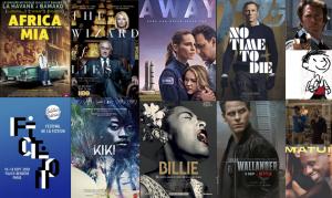 Un film et deux séries