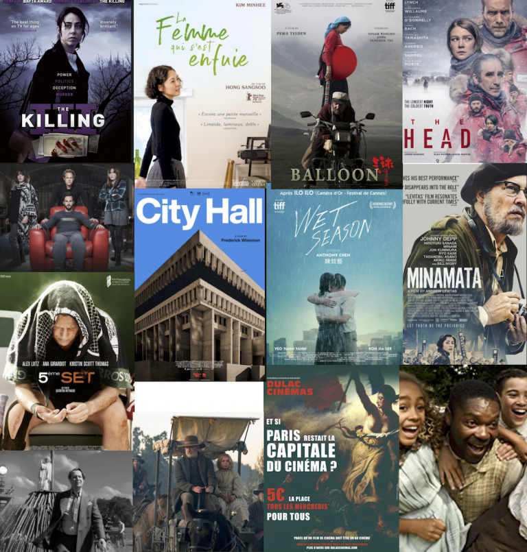 films et séries d'octobre