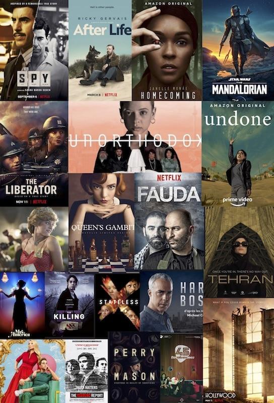 Les meilleures séries