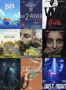 Your films