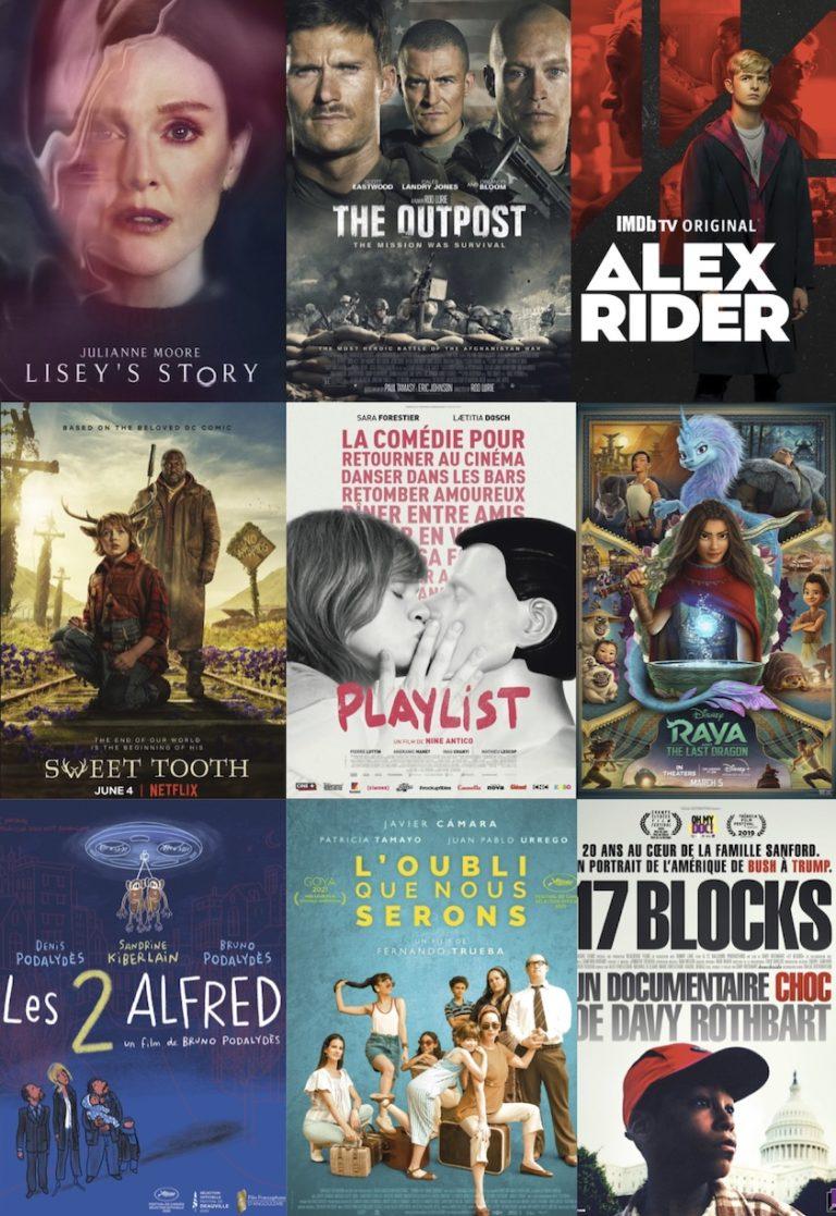 films en juin