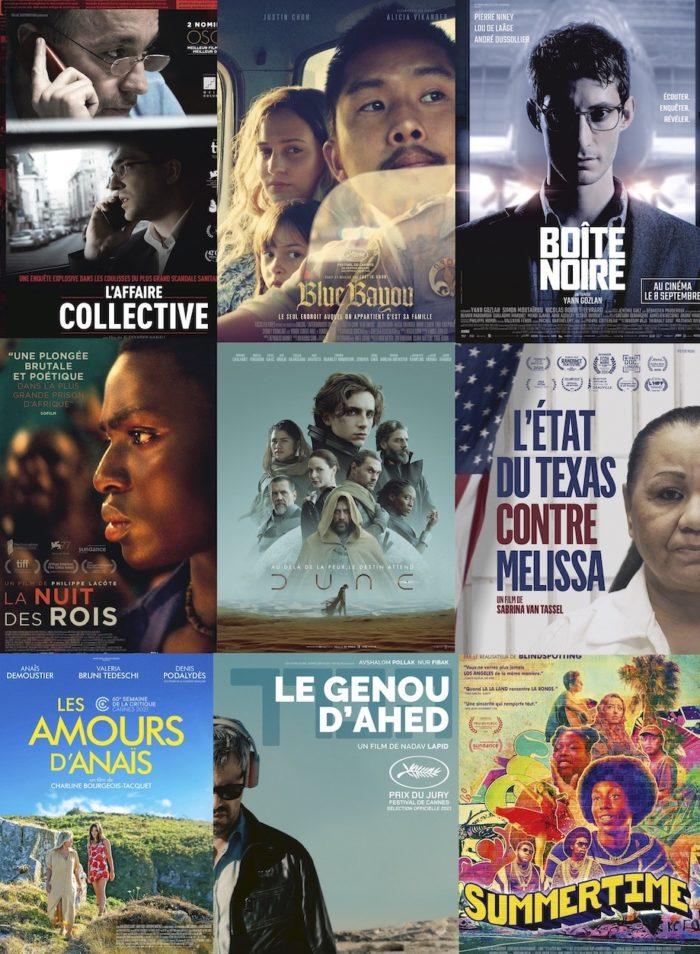 les films à voir