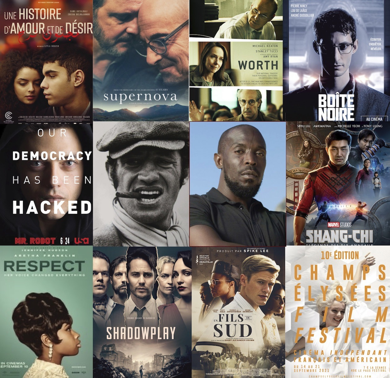 current films and series
